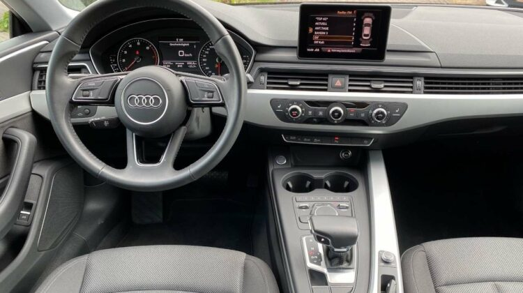 Audi A5 Coupe Allemagne 4.0tfsi