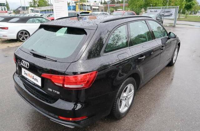 Audi A4 2019 35 TFSI